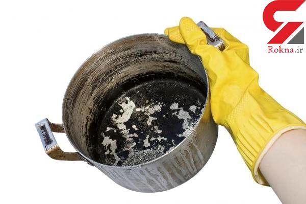 با نوشابه آشپزخانه تان را تمیز کنید