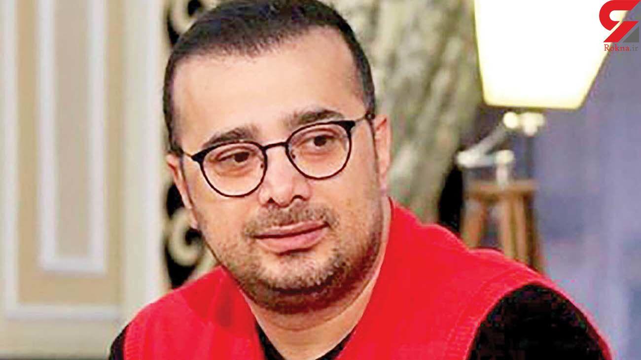 عصبانیت شدید سپند امیر سلیمانی در جاده شمال + فیلم