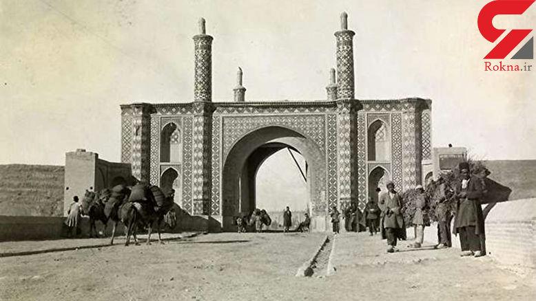 تصاویری منحصر به فرد از تهران ۹۰ سال قبل + عکس ها