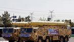 عکس موشک ایرانی که داعش طعم آن را چشید