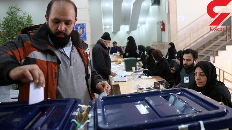 بازداشت تمام اعضای یک شعبه اخذ رای انتخابات مجلس