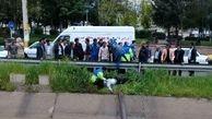 مرگ مرد 40 سال به دلیل سقوط در کانال آب قزوین