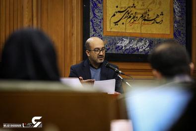 علی اعطا / عضو شورای شهر تهران