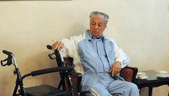 پرویز زاهدی درگذشت + عکس