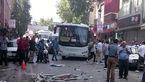 واژگون شدن خودروی  ایرانی در وان ترکیه یک کشته داد
