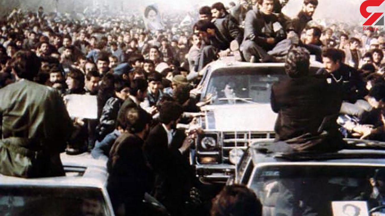 پر شکوهترین استقبال میلیونی برای ورود رهبر جهان / امام گفت: آقا باشید، نوکر نباشید