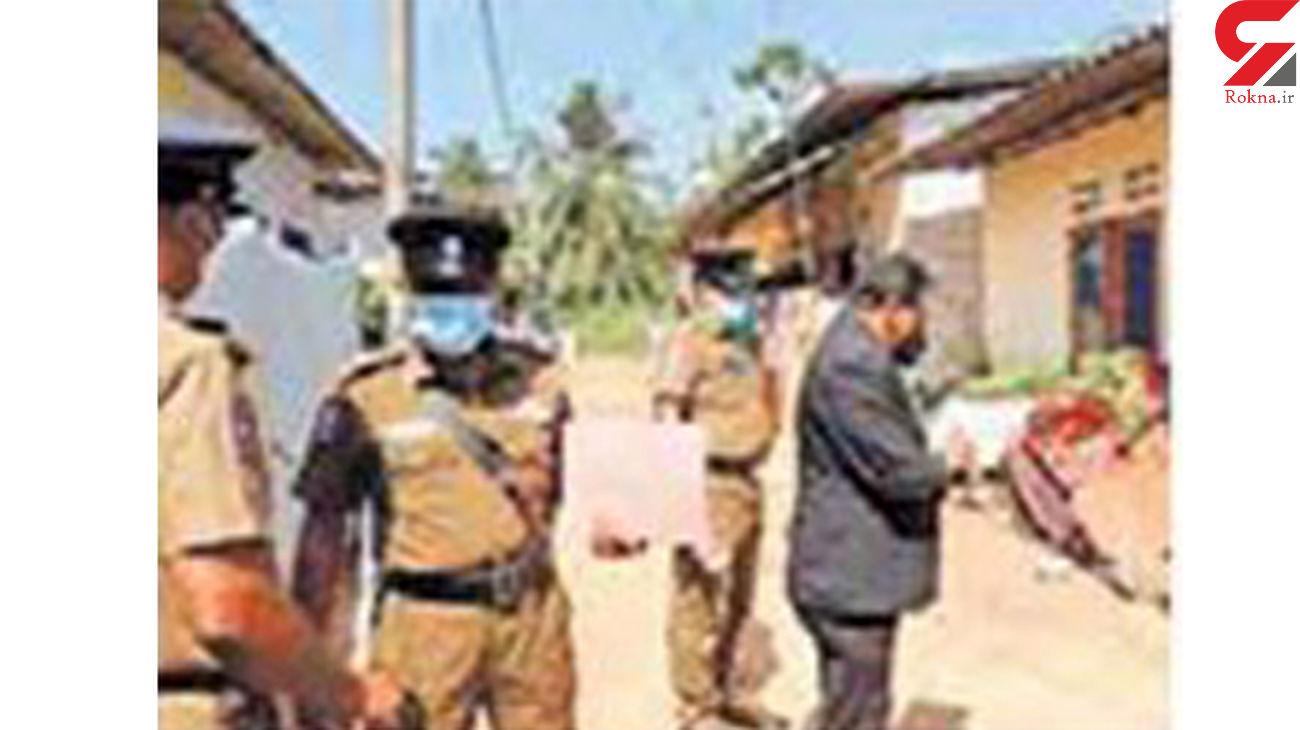 قتل دختر تسخیر شده به دست اجنه ها / آنقدر کتک خورد که مرد / سریلانکا