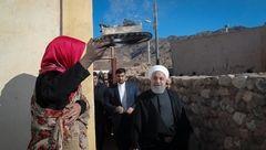روحانی فردا به مناطق زلزله زده کرمانشاه سفر می کند