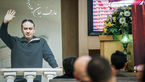 ناگفته های همسر عارف لرستانی از آخرین شب زندگی اش+فیلم و عکس مراسم شب هفت