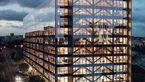 بلند قامت ترین برج چوبی دنیا در این کشور بنا شد+عکس