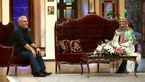 سوال جنجالی مهمان برنامه دورهمی از مهران مدیری و حواشی آن +فیلم
