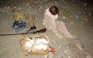 دستگیری 4 شکارچی متخلف در پارک ملی خبر کرمان