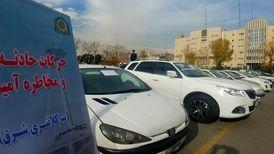 راننده های این خودروها تهران را نا امن کرده بودند! +فیلم و عکس