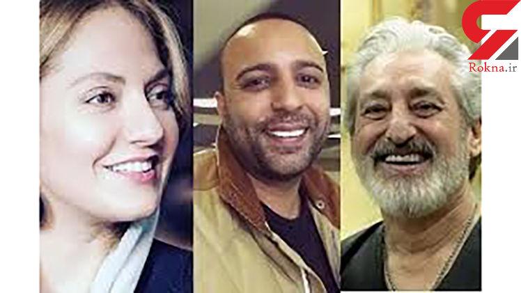 نخستین سخنان مهناز افشار در مسابقه استعدادیابی شبکه فارسی زبان + فیلم