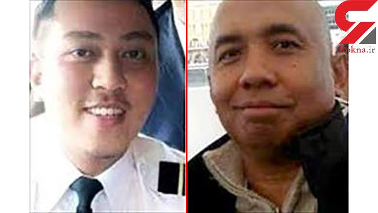 جزییات نقشه خلبان برای خودکشی دسته جمعی با مسافران / راز 4 ساله عجیب هواپیمای مالزی + عکس