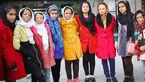 عکس / دختران شین آبادی در انتظار اجازه اعزام به خارج