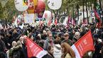 تظاهرات مردم فرانسه در اعتراض به سیاست های «امانوئل ماکرون»