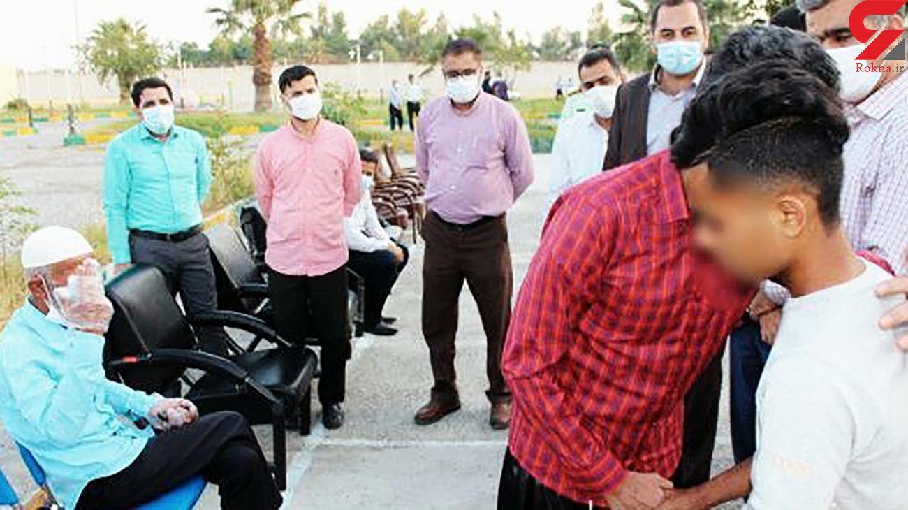 اتفاق عجیبی برای 2 اعدامی در زندان هرمزگان