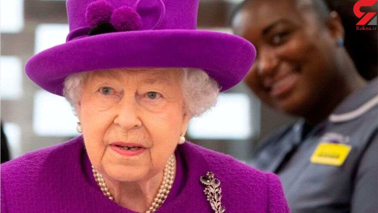 وقتی ملکه انگلیس حس مادربزرگ بودن می گیرد +عکس