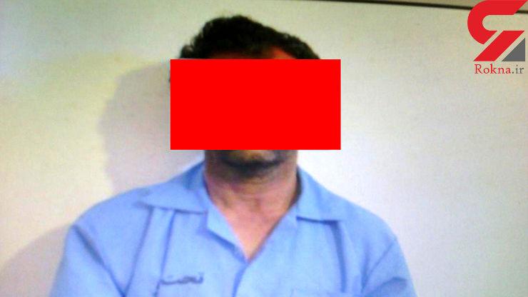 دوربین مداربسته دست دزد مفنگی را رو کرد+ عکس