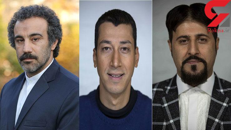 «پایتخت ۶» کلید خورد/ هومن حاجی عبداللهی و احمد مهرانفر مقابل دوربین رفتند