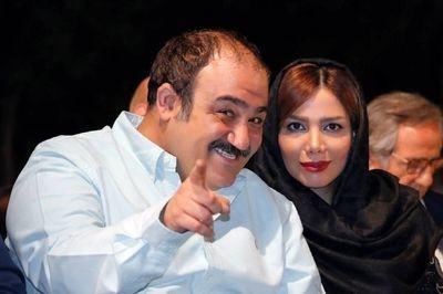 چرا فرزند مهران غفوریان خارج از کشور متولد نشد؟ +فیلم