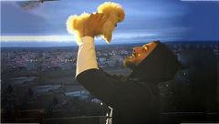 سوشا مکانی با سگش سوژه شد +عکس