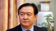 سفیر چین در ایران: کرونا ندارم