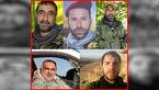 حزب الله لبنان پیکر 5 شهید خود را از داعش تحویل گرفت
