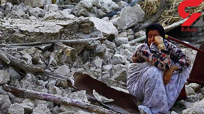 بلای وحشتناک بر سر 20 مسجد سلیمانی در زلزله / از زمین و آسمان بلا می بارید + جزییات