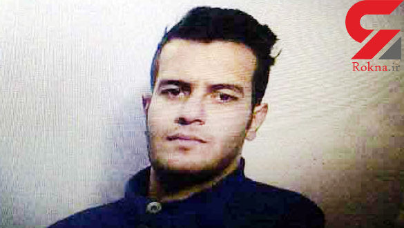 عکس عامل قتل عام اراک را ببینید / دادستان از مردم کمک خواست +فیلم و عکس