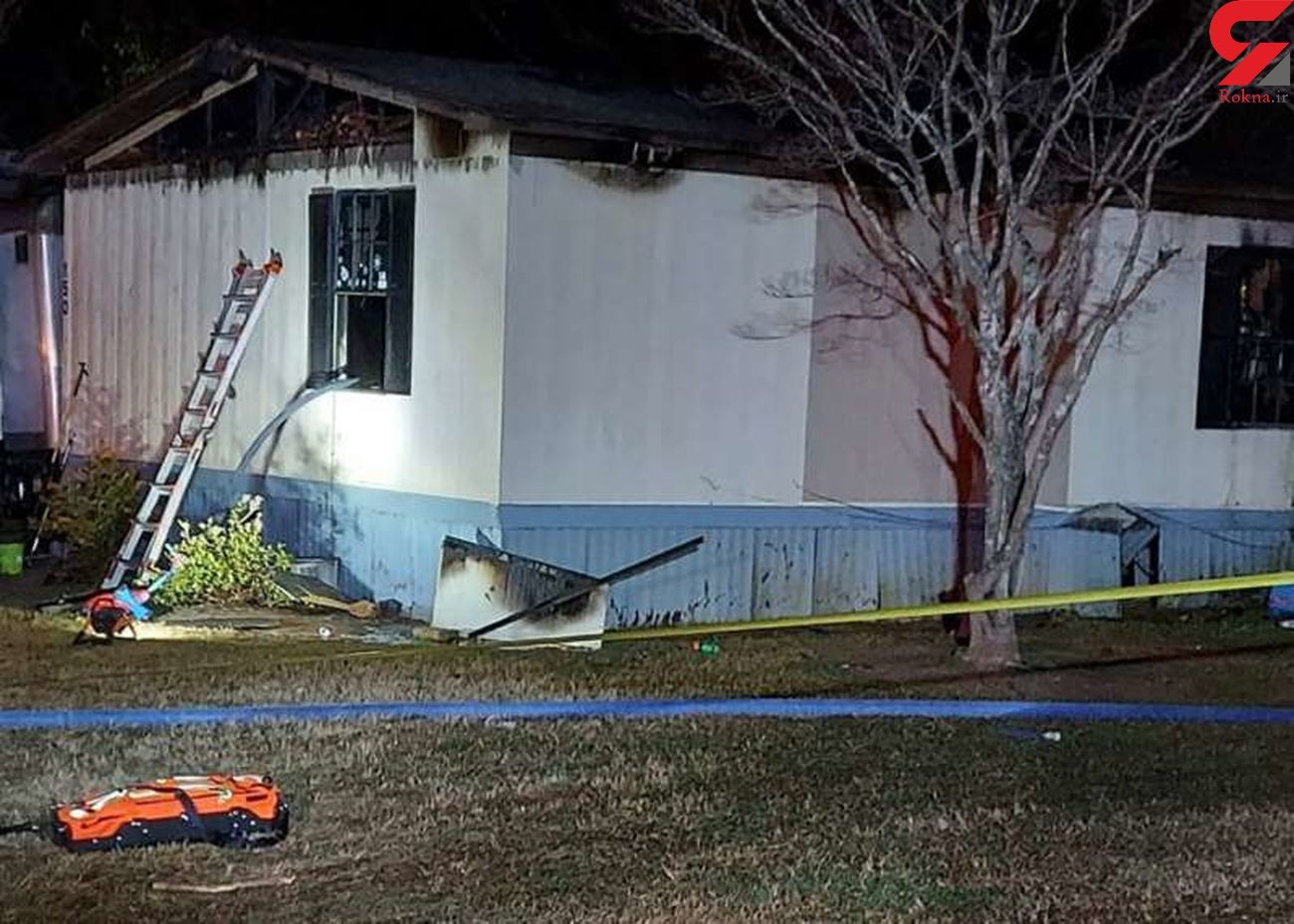 Family of 4, Including 3 Children, Killed in Georgia Mobile Home Fire