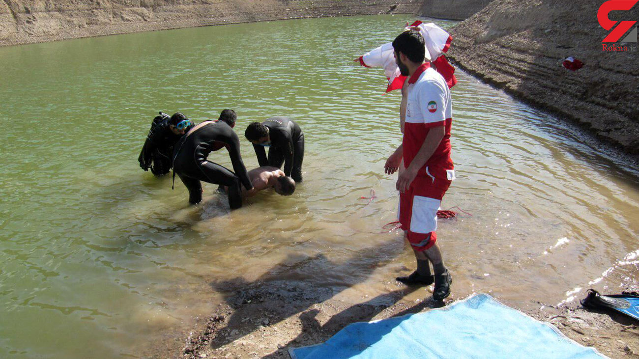 سقوط مرگبار مرد 55 ساله خراسانی به رودخانه شهر خرو