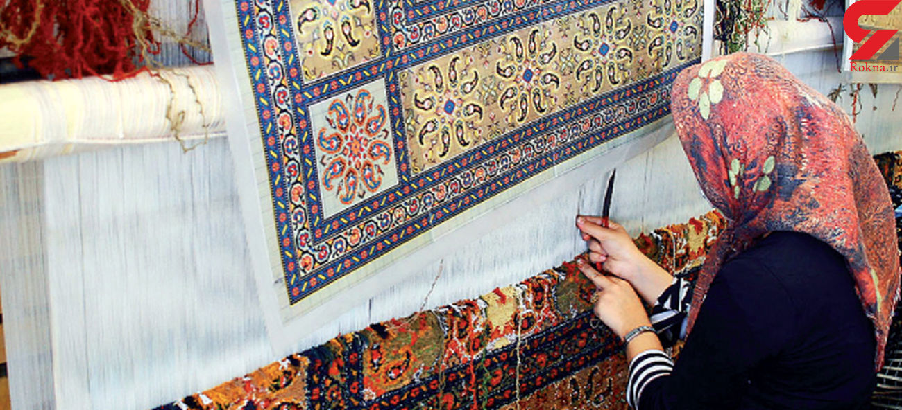 افت شدید صادرات فرش دستباف در سال های اخیر