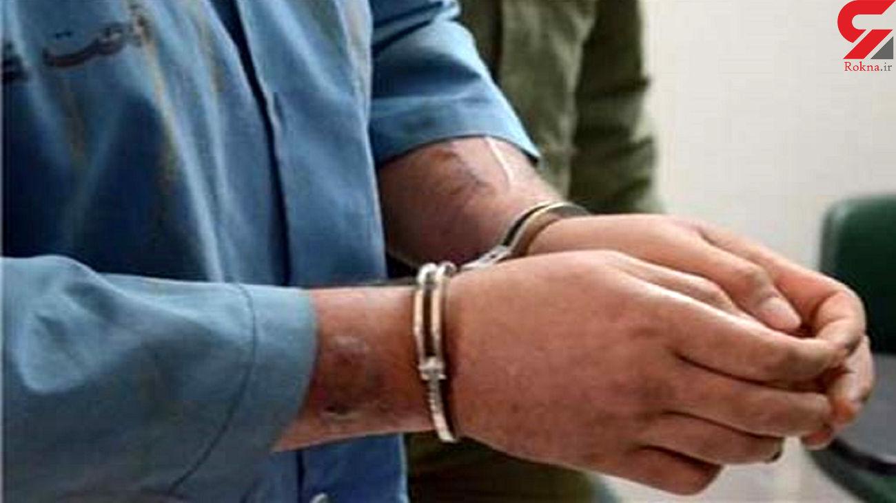 دستگیری دزدان اینترنتی در کوهدشت