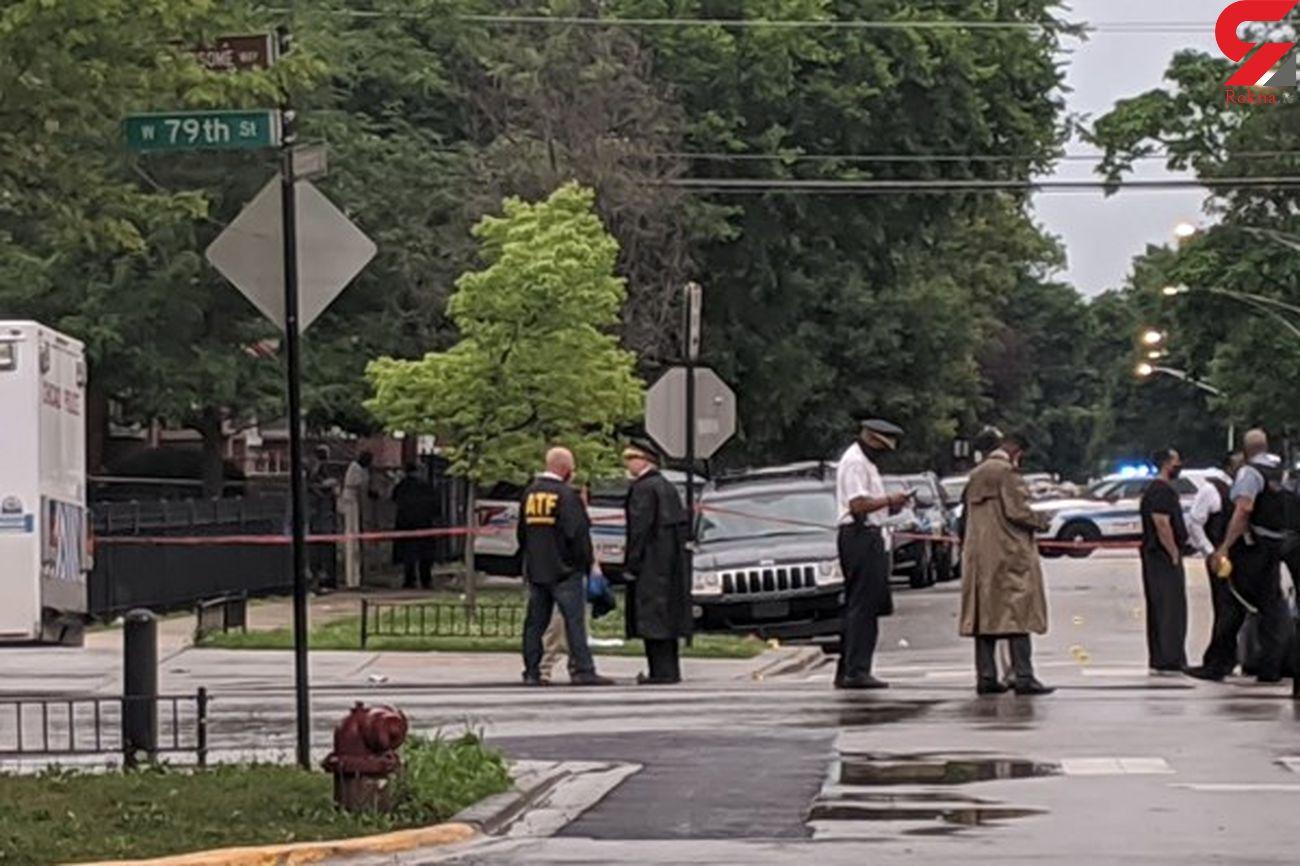 ۶ زخمی در پی تیراندازی در فیلادلفیا