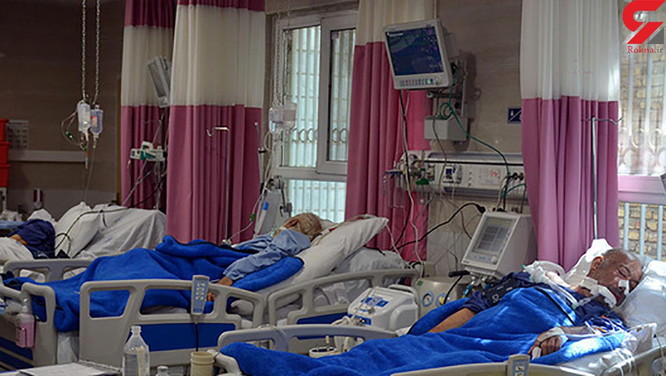 بستری 24 بیمار جدید مبتلا به کرونا ویروس در بیمارستان های کاشان
