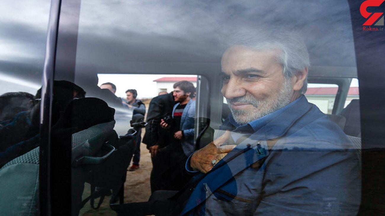 سفر ۵۰۰ میلیارد تومانی نوبخت به پارس آباد مغان
