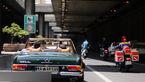 رژه خودروهای کلاسیک از البرز تا تهران+ عکس