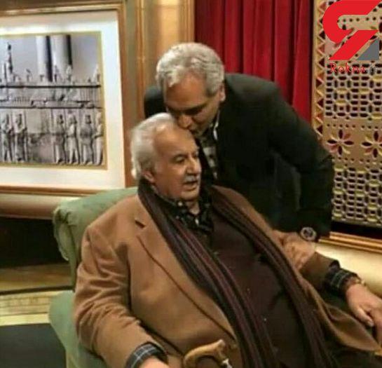 پرونده عامل انتشار فیلم دورهمی ناصر ملک مطیعی در جلسه صدا و سیما