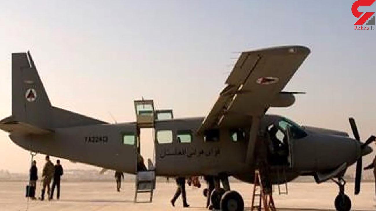 جواب قاطع خلبانان فراری افغانستان به طالبان / فرار به امارات به جای برگشتن به کابل