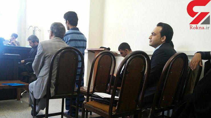 اعدام برای رپر زیرزمینی تهران + عکس