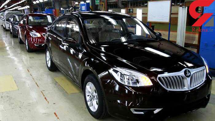 قیمت و مشخصات خودروهای ۵۰ تا ۸۰ میلیون تومان