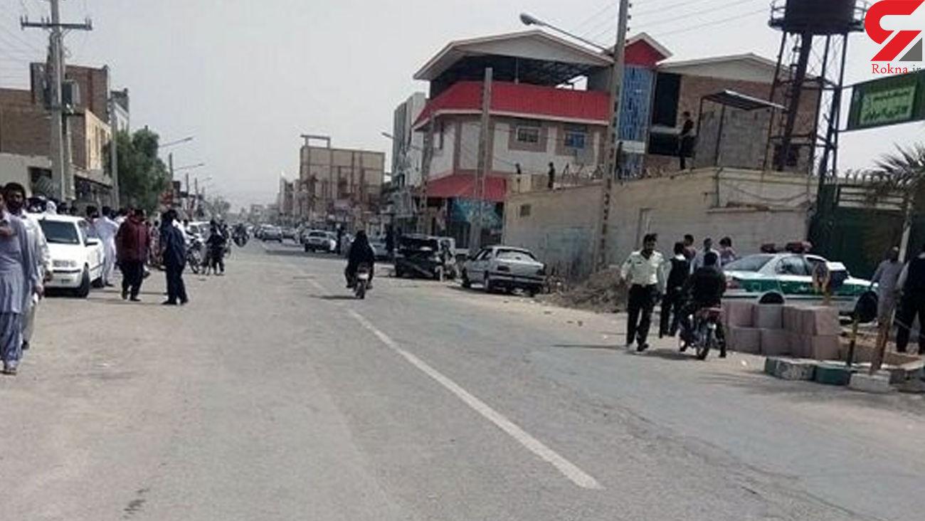 حمله به پاسگاه شیرآباد زاهدان !
