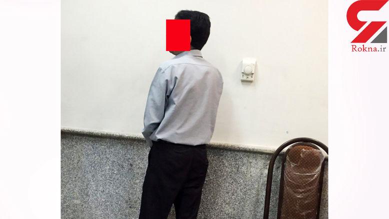 تاجر ایرانی در سفر به چین آموزش سرقت دید+عکس