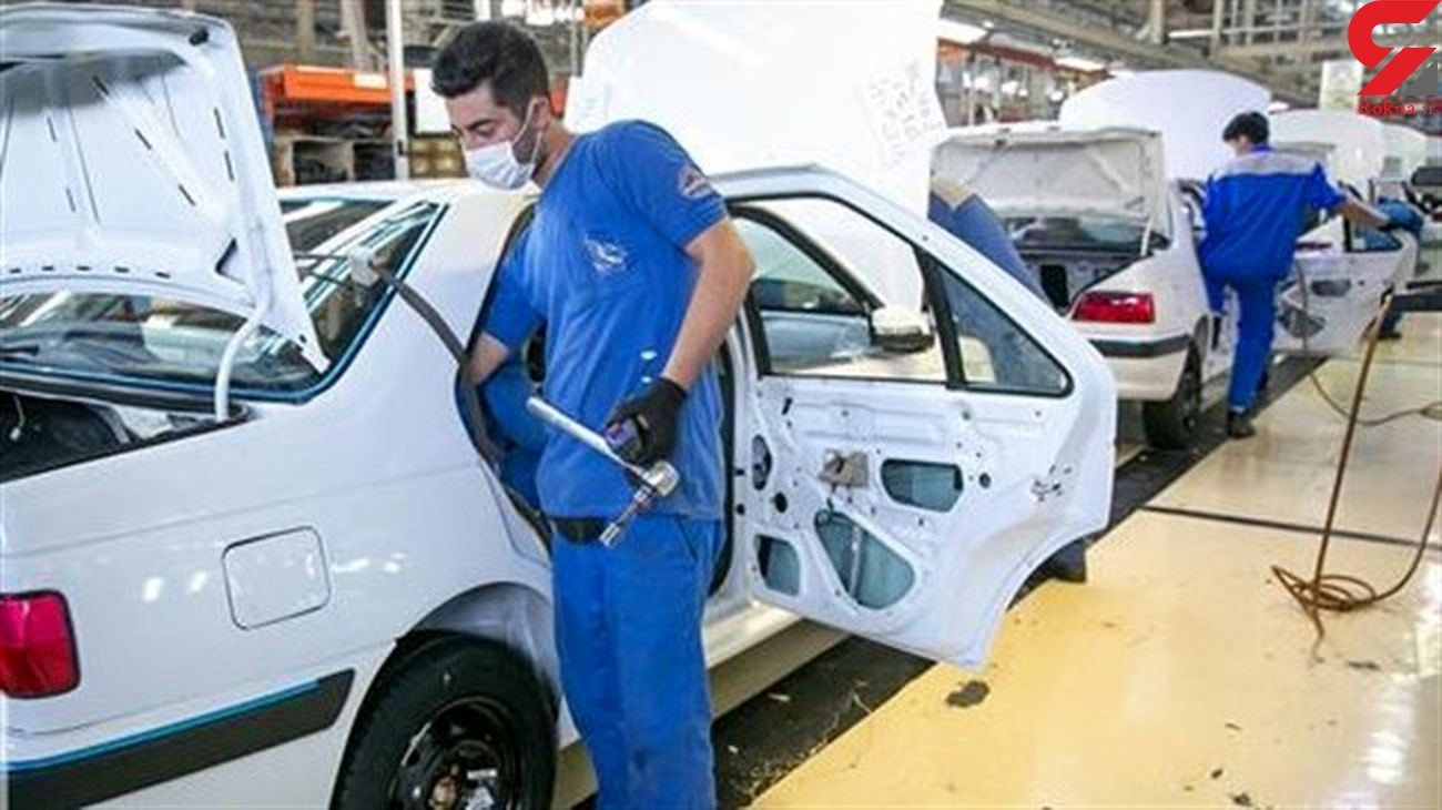 Iran reports 19.1% surge in annual car output despite COVID hit
