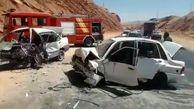 تصادف کامیون و پراید 1 کشته و 3 مجروح بر جای گذاشت