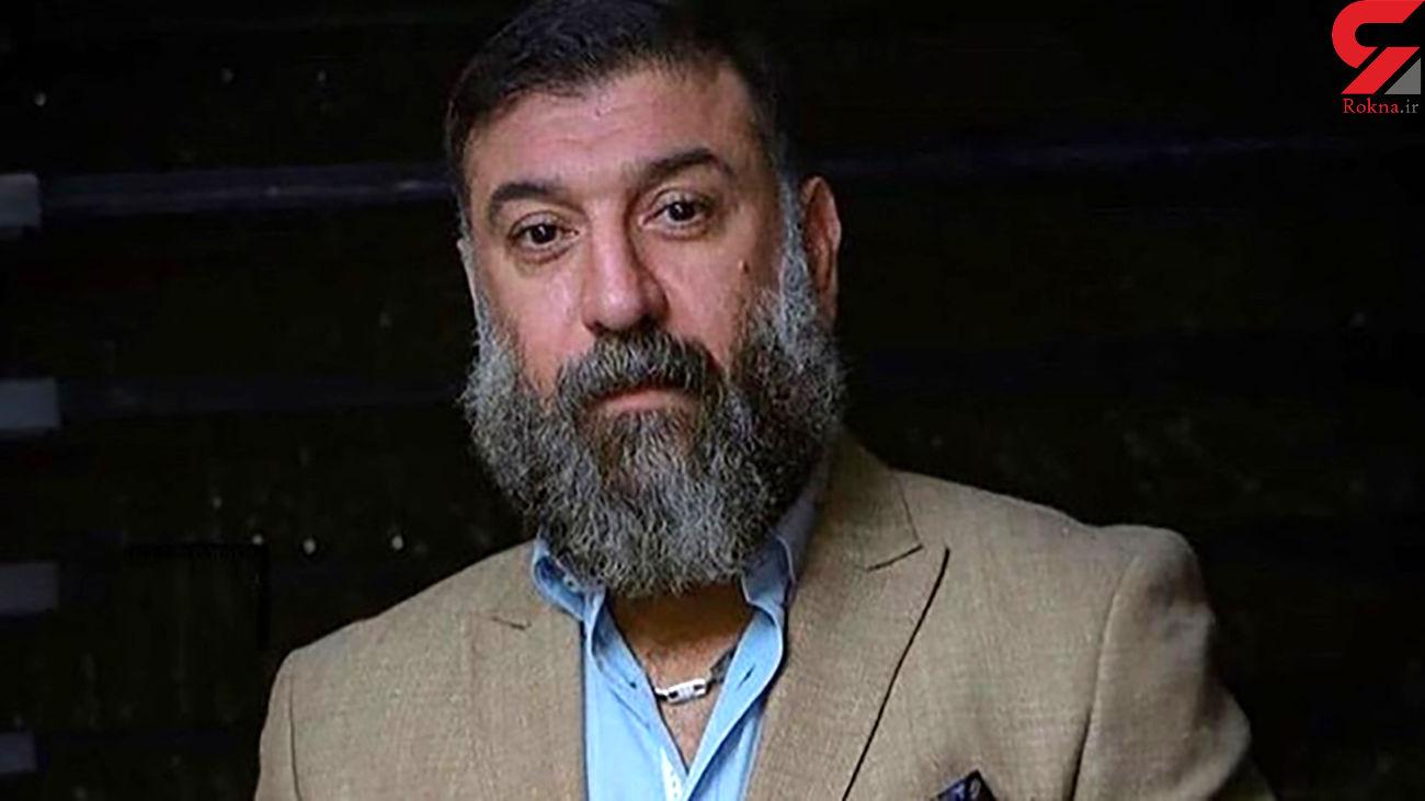 فیلم  از آخرین وضعیت علی انصاریان/ تا ساعت 8 شب