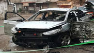 ۲کشته و زخمی بر اثر انفجار خودرو در بهشهر