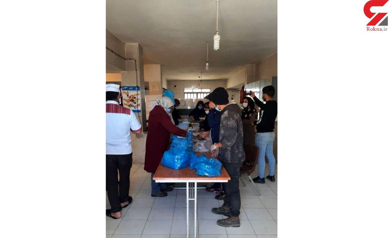 """آخرین تصاویر از امدادرسانی به زلزله زدگان """"سی سخت"""" / یخبندان و نیاز به چادر و محل اسکان"""